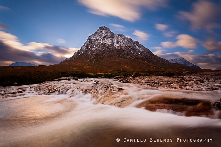Stob Dearg (Buachaille Etive Mor) is just a fantastically shaped mountain, and like many photographers, I just can't help myself photographing it time after time.