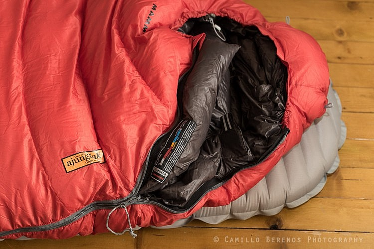 Mammut Winter UL Sphere and Thermarest Neoair Xtherm