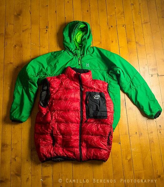 insulation backpacking scotland